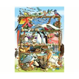 Birds of the World Family 300 piece Puzzle