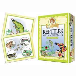 Prof Noggins Reptiles and Amphibians