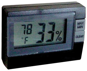 P3 International P0250 Mini Hygro-Thermometer