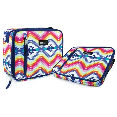 PackIt Classic Lunch Box, Desert Oasis
