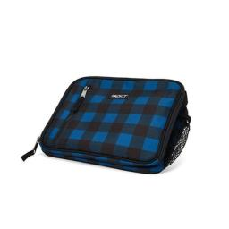 PackIt Classic Lunch Box, Navy Buffalo