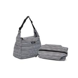 PackIt Hobo Lunch Bag, Wobbly Stripes