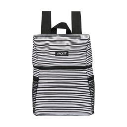 PackIt Lifestyle Lunch Backpack, Wobbly Stri