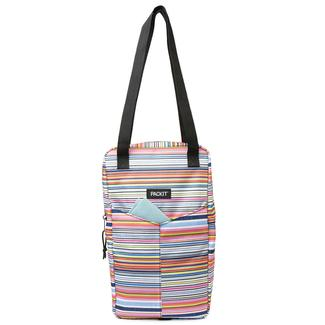 PackIt Double Wine Bag, Blanket Stripe