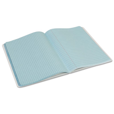 "Composition Book, 7 1/1"" x 9 3/4"", Multple Subject, 200 Sheets, Blue"