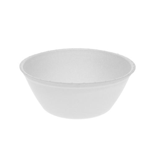 Laminated Foam Dinnerware, Bowl, 22 oz, White, 504/Carton
