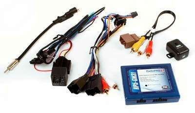 PAC RP5-GM31 All-in-One Radio Replacement & Steering Wheel Control Interface (for Select GM Vehicles with OnStar)