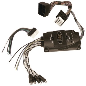 PAC AA-GM44 Amp Integration Interface with Harness for Select 2010 & Up GM Vehicles