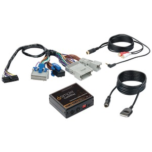 IPOD INTERFACE PAC FOR CHEVY BUICK;CADILLAC;GMC;OTHERS...