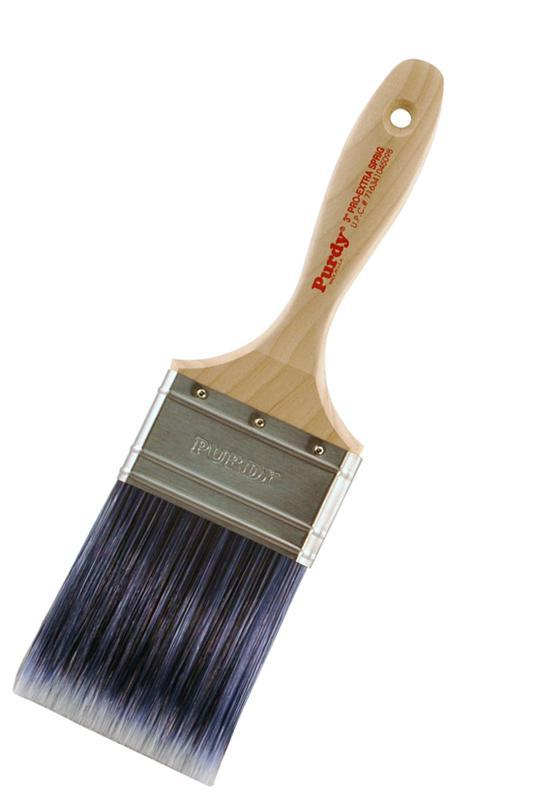 Paint sundry brands purdy products for Best paint brush brands