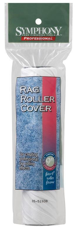 513240900 9 IN. FAUX RAG ROLLER