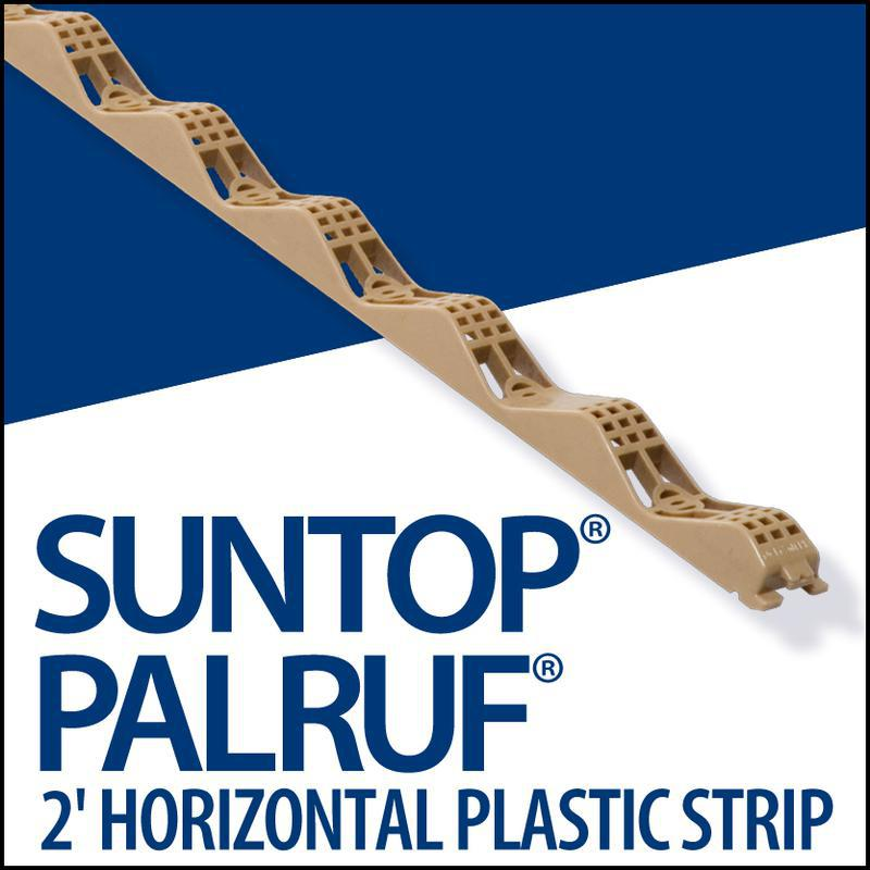 92771 24 IN. PLSTC CLOSURE STRIPS