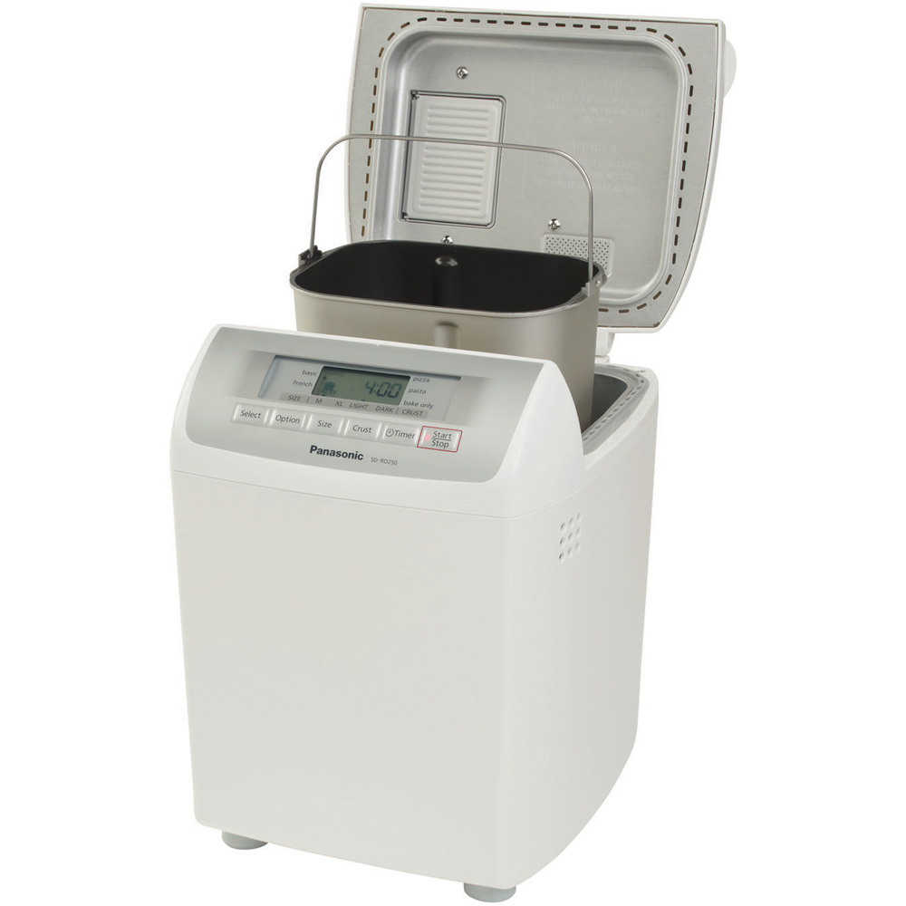 Bread Maker with Fruit and Nut Mixing feature