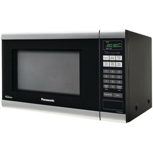 1.2 cu. ft., 1200w Countertop Microwave Oven with Inverter Technology™, Black