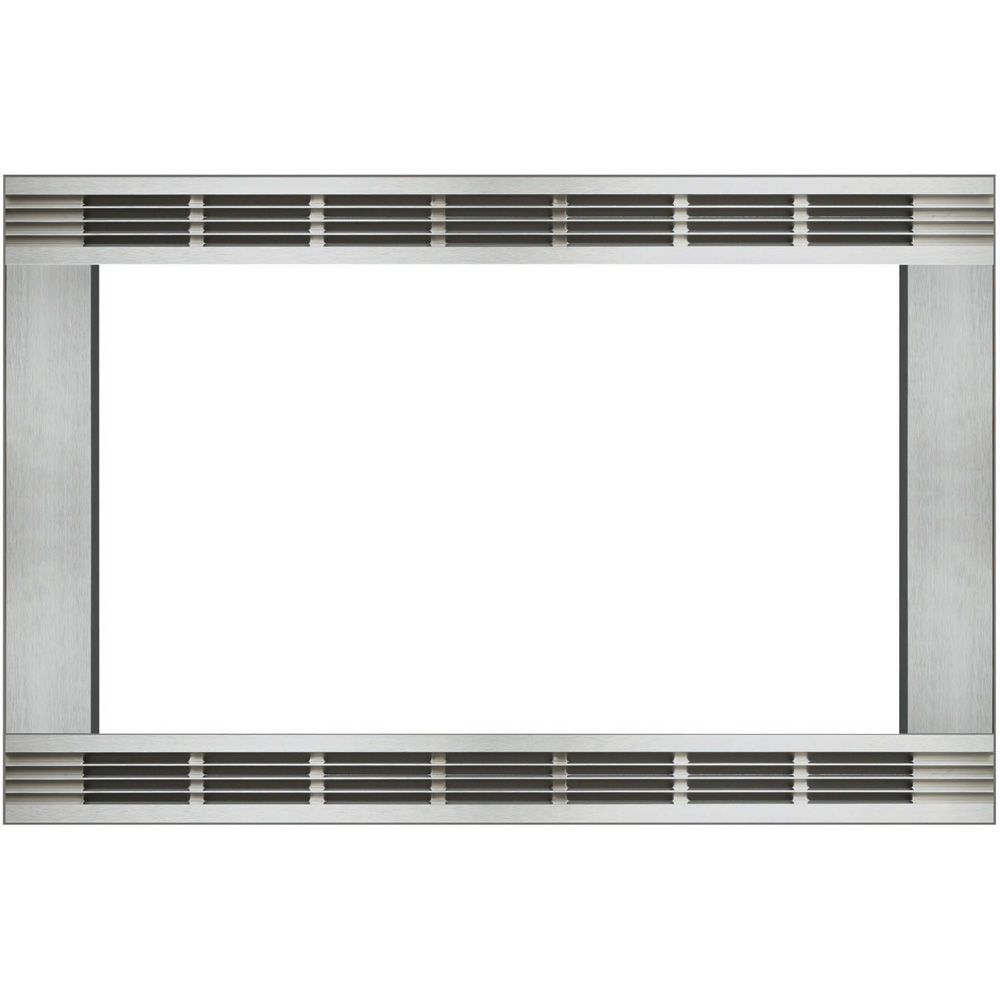 30-Inch Trim Kit For 1.5 Cuft Panasonic Stainless Convection Microwave Ovens