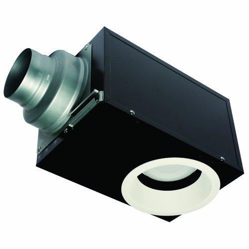 PANASONIC FV08VRE1 WHISPER RECESSED LED VENT FAN WITH 80 CFM