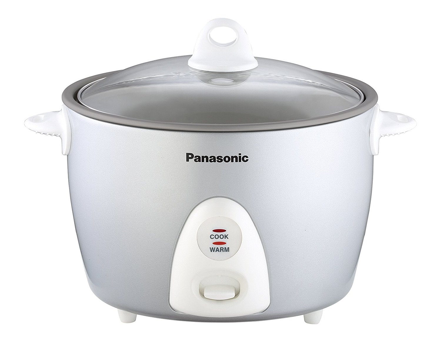 PANASONIC SRG10FGL SILVER RICE COOKER 5 CUP AUTO SHUT OFF