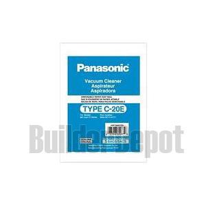 Panasonic AMC94KYZO VACUUM BAG 5 PACK