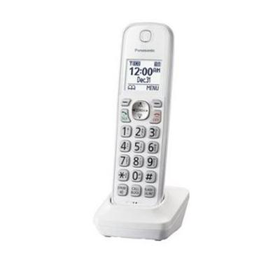 Extra Handset for KX-TGD & KX-TGC Series White LCD