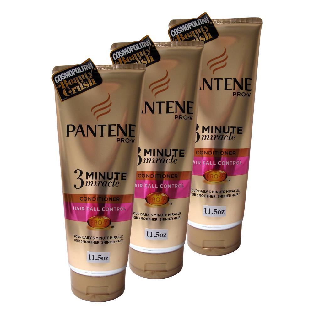PANTENE PRO-V  Cosmopolitan Beauty Crush Conditioner 340mL (11.5oz) 6-Bottle Bundle