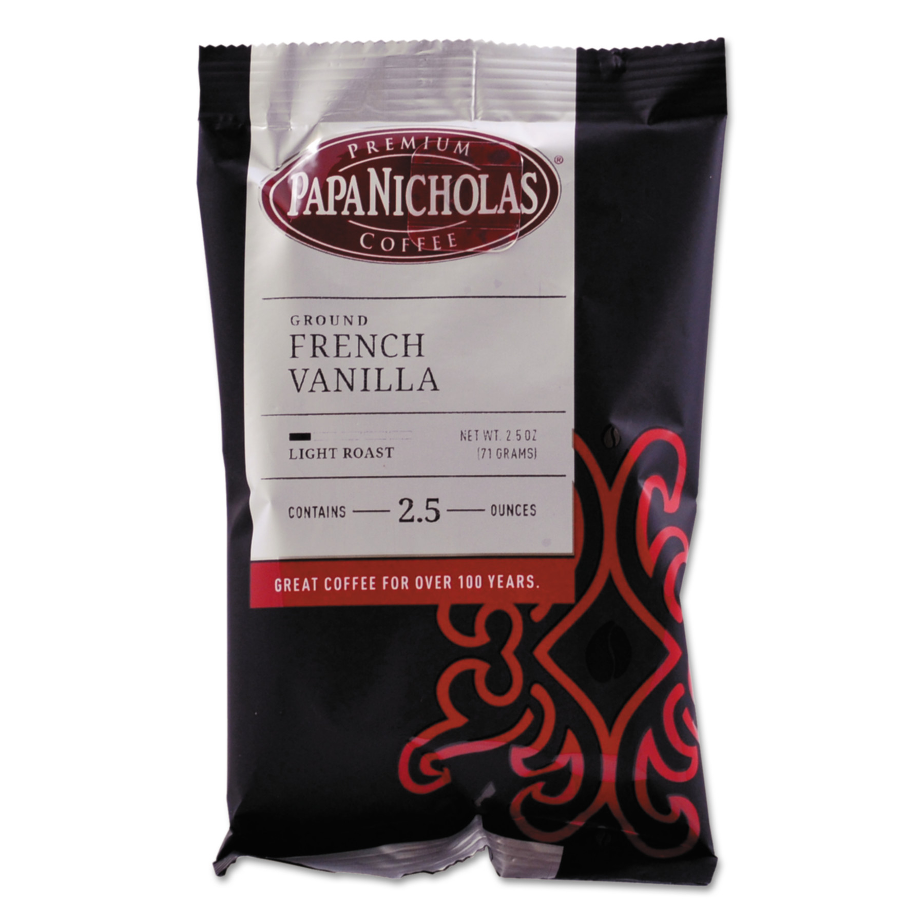 Premium Coffee, French Vanilla, 18/Carton