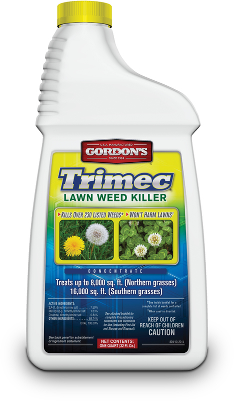 Quart Trimec Lawn Weed Killer