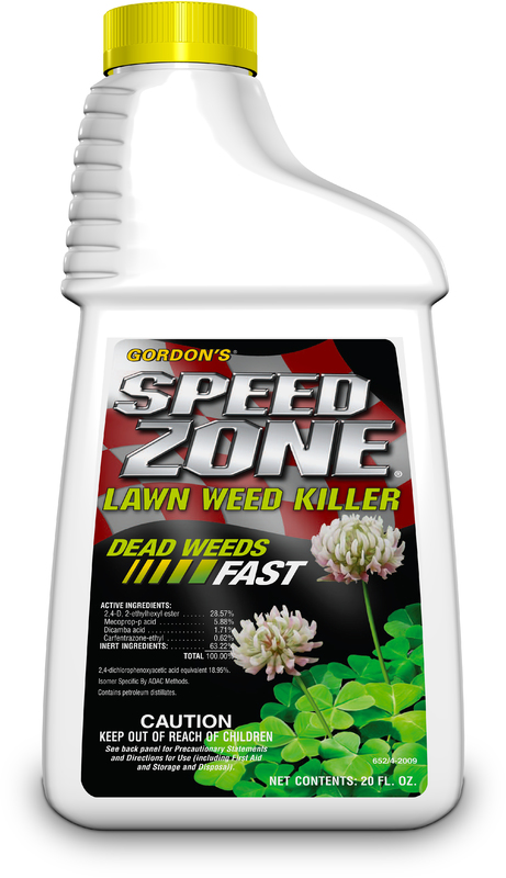 20 OUNCES SPEEDZONE WEED KILL