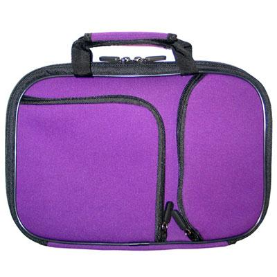 "PocketPro 10"" Deluxe Neoprene Netbook Case - Purple"