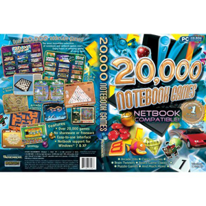 CD 20000 Notebook Games