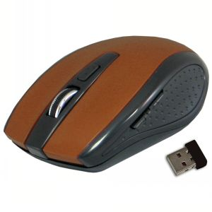 ClickIt! Classic Wireless Mouse - Copper