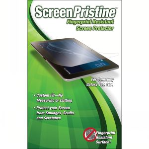"Fingerprint - Resistant Screen Protector for Samsung Galaxy 10"" Tablet"
