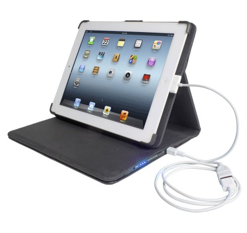 Props Extended Battery Power Case for iPad 2/3/4- 8000 mAh