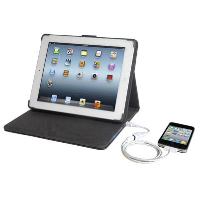 Props Extended Battery Power Case for iPad 2/3/4 - 12000 mAh