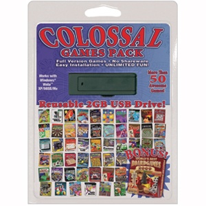 USB-Colossal Games Pack