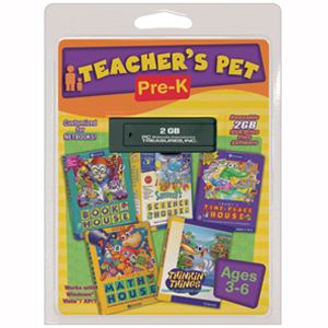 USB Teacher's Pet: Pre-K
