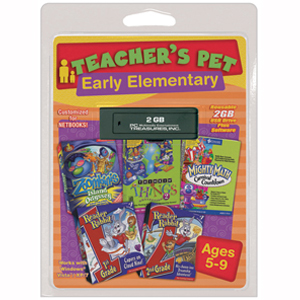 USB-Teacher's Pet: Early Elementary