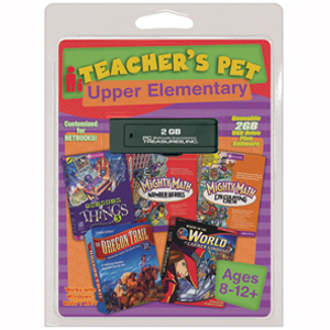 USB Teacher's Pet: Upper Elementary