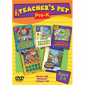 CD Teacher's Pet: Pre-K