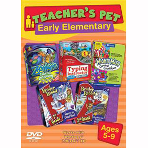 CD Teacher's Pet: Early Elementary
