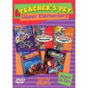 CD Teacher's Pet: Upper Elementary