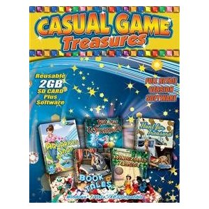 SD Casual Game Treasures, 5-Pack
