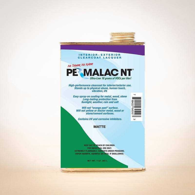 03326 QT MAT PERMALAC NT CLEAR