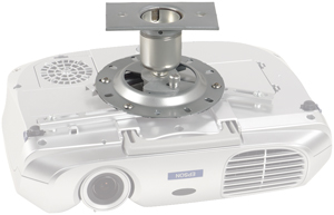 PEERLESS-AV PJF2-UNV-S Spider Vector Pro Plus Universal Projector Mount (Silver)