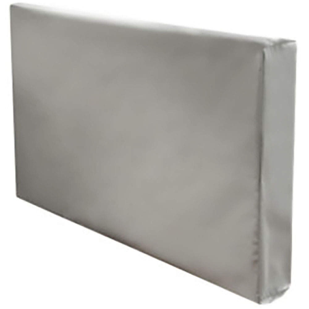 "Outdoor Weatherproof Cover w/Padded Insert & Logo for 55""TV's"