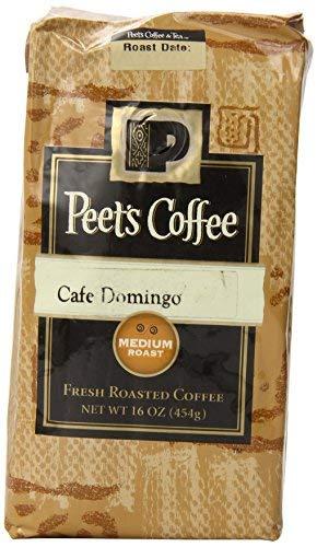 Cafe Domingo Coffee, Ground, 16 oz
