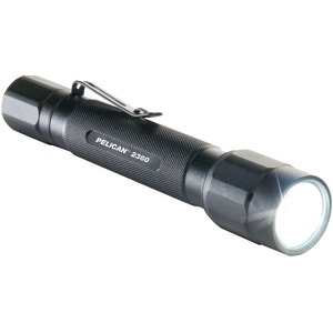 2360B-BLK 2.5W-LED FLASHLIGHT