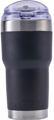 TRAVSD22BLK 22OZ BLACK TUMBLER