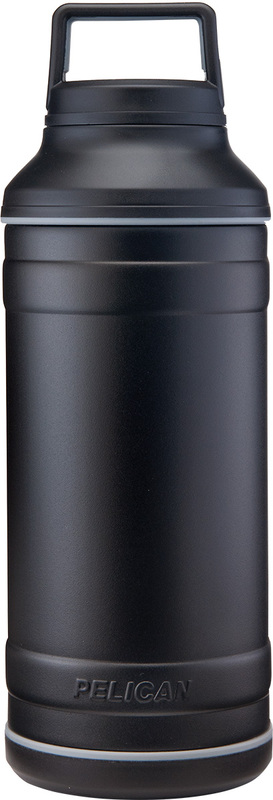 TRAV-B064-BLK 64OZ BLK BOTTLE
