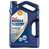 OIL ROTELLA T6 5W40 CJ4 GAL
