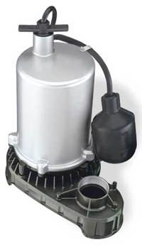 1/2 Hp Zinc Sump Pump
